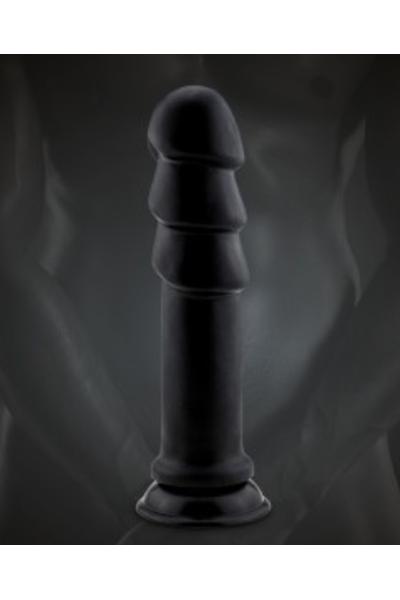 Анальная втулка Mr. Cock, PVC, черная, 28 см, O 7 см