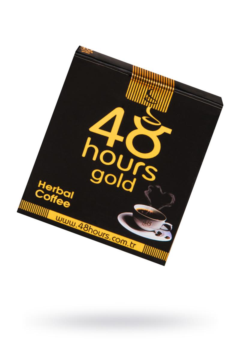 Растворимый кофе 48 hours gold 20гр