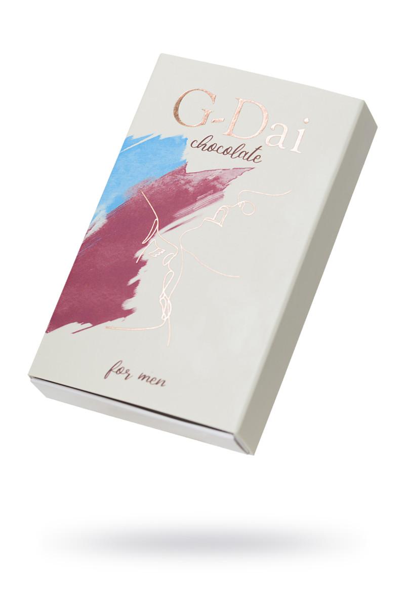 Возбуждающий шоколад для мужчин ''G-Dai'', 15 гр